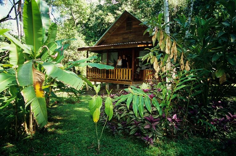 Südamerika Costa Rica Corcovado Nationalpark Samara Vulkan Arenal San José golfo_dulce_house_01