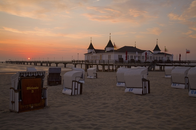 Ostsee Usedom Mecklenburg Vorpommern Darß Fischland sunrise sunset Poel Baltic Sea