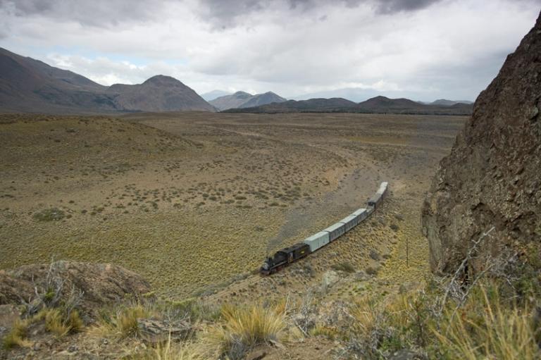 Argentinien Patagonien Express Buenos Aires Ushuaia Bariloche La Trochita Nationalpark Los Glaciares landscape Photography
