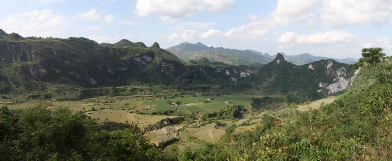 Nord Vietnam landscape photography