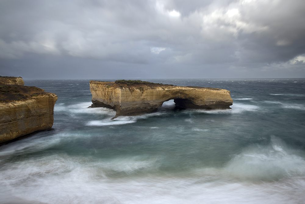Rock in the Storm -Australia