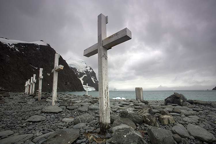 Cementary - South Orkney