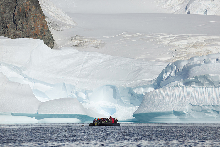 Brown Base - Antarctica Peninsula