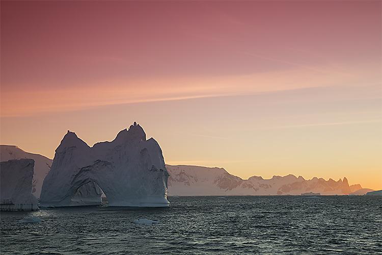 Skontorp Cove - Antarctica Peninsula