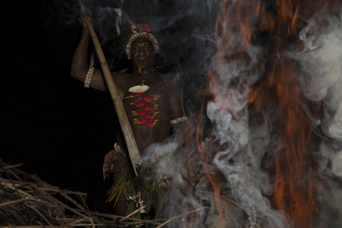 Ghost of Sepik - Papua New Gunea