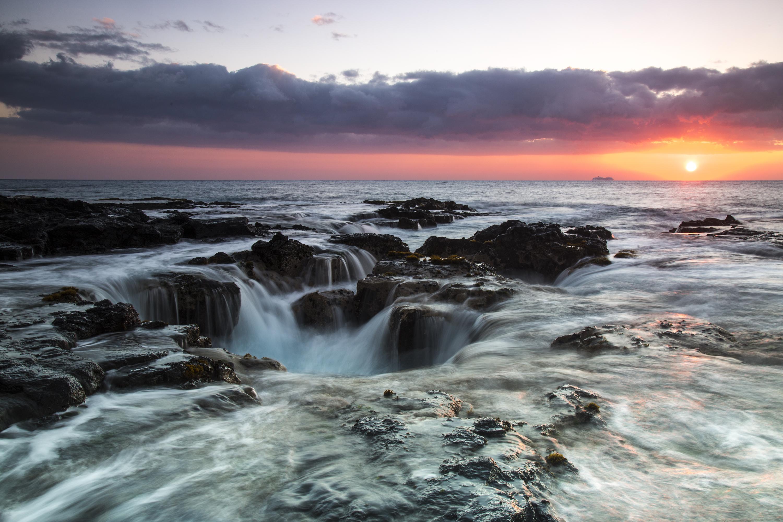 Wawaloli Beach - Hawaii