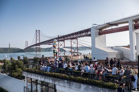 Lissabon Maravilha LX - Factory 2019