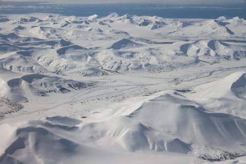 Spitzbergen Arktis Svalbard