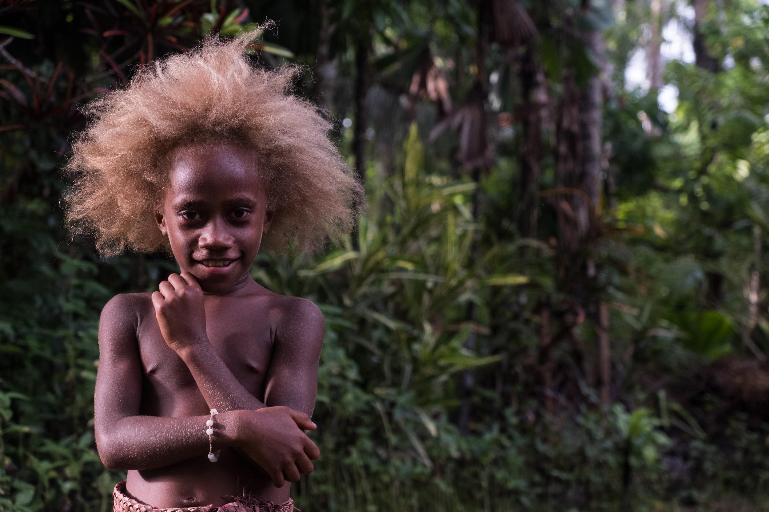 Jungle Kid - Vanuatu