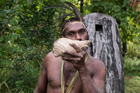 Südsee - Vanuatu - Big Nambas