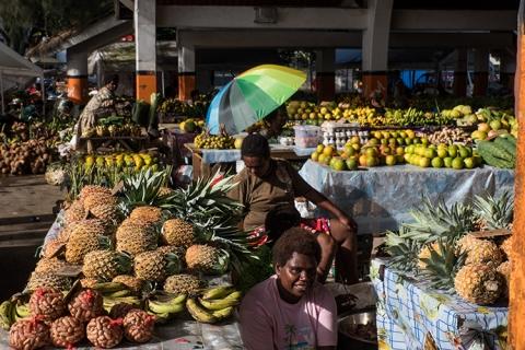 Vanuatu Port Vila Market