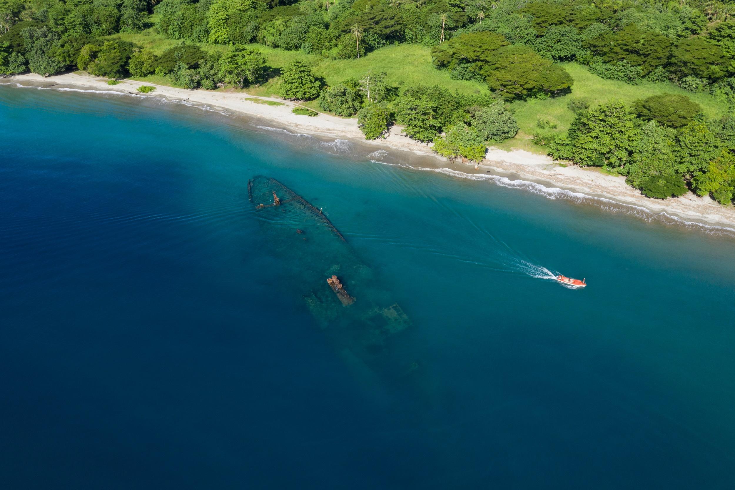 Kinugawa Maru - Solomons