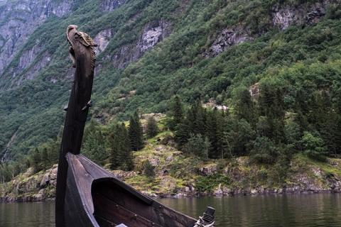 Norwegen Fjord Winkinger
