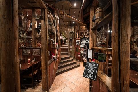 Tromsø Restaurant Egon