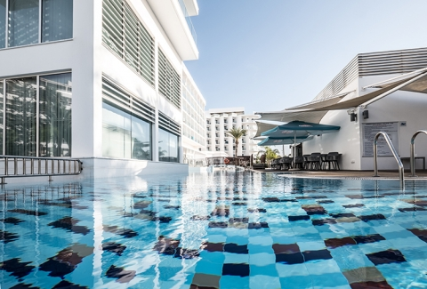 Hotel Pool Zypern