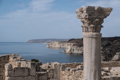 antik Kurion Zypern