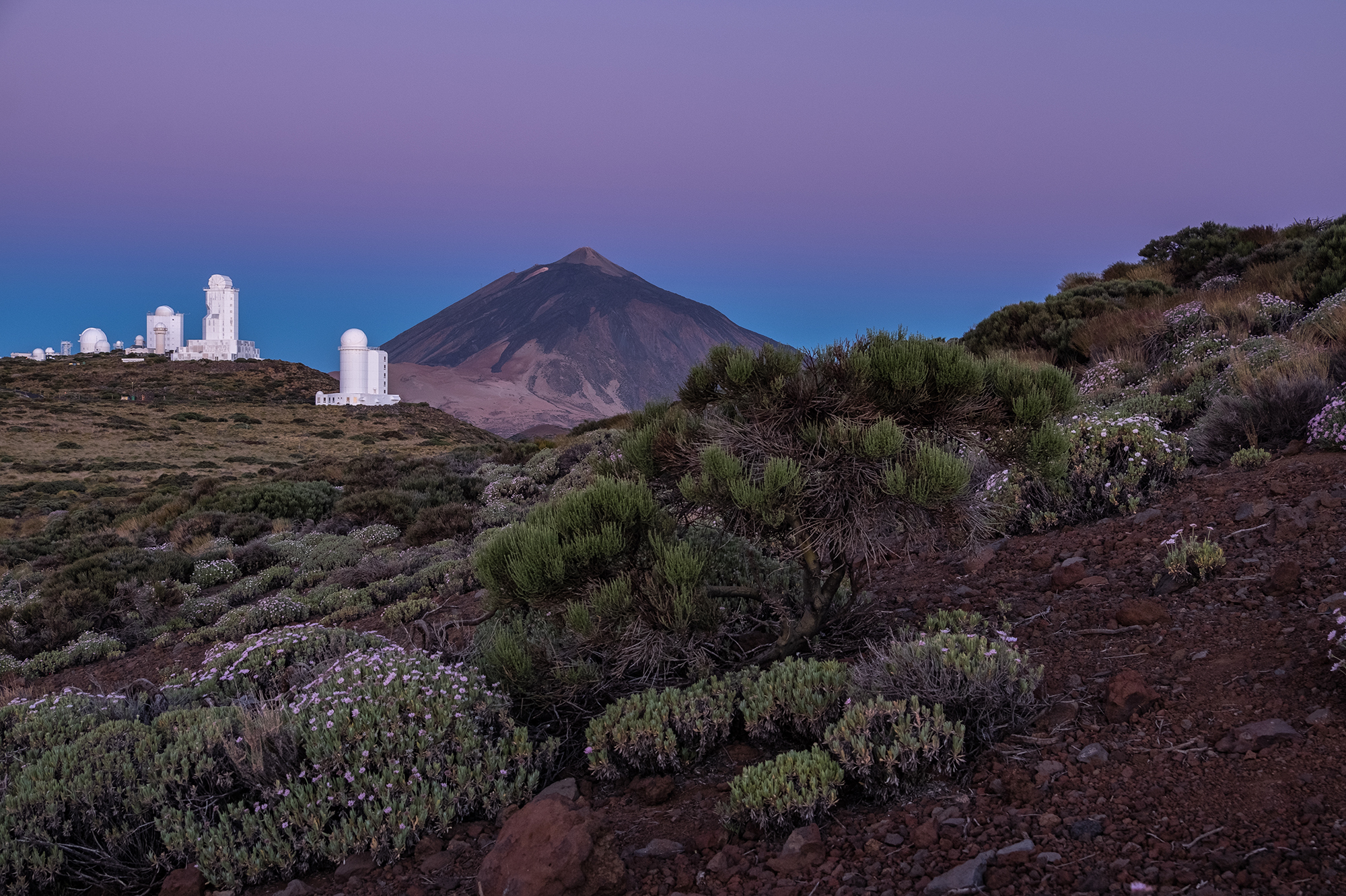 Slooh Teide Observatory - Tenerife